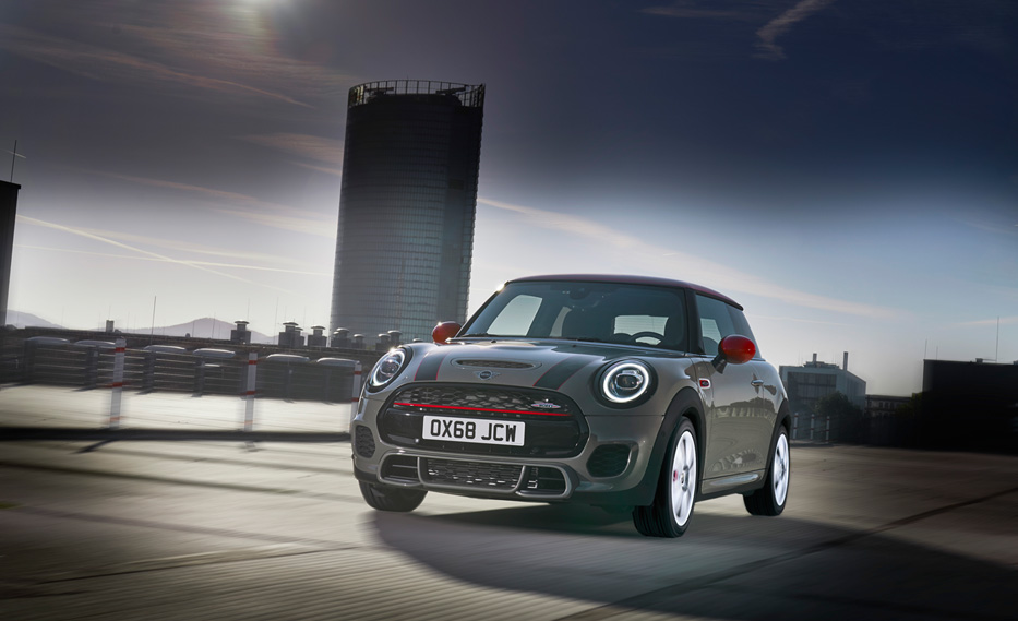 MINI COOPER THUMBLAIN