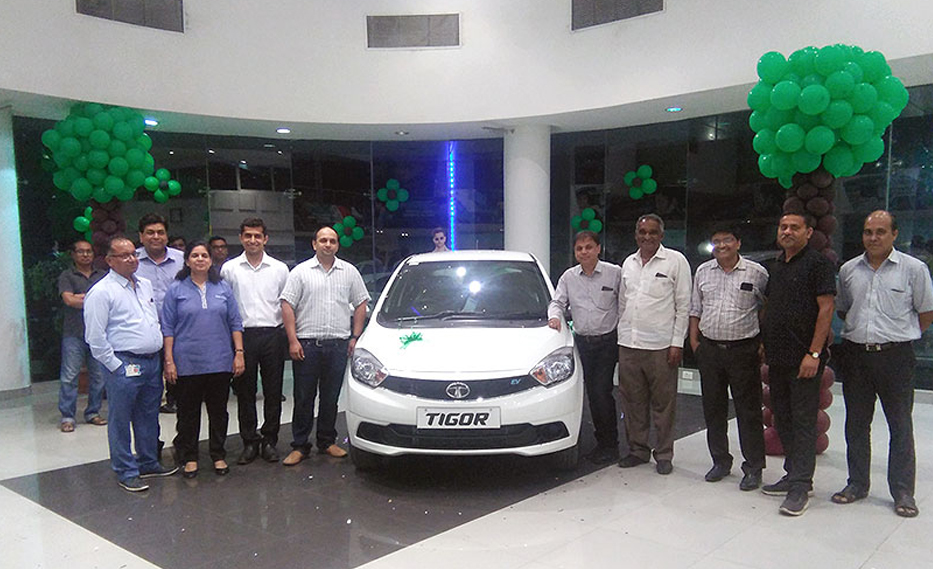 Tata Motors-Jaika Motors To Bring Zero Emission Tigor EV In Nagpur For Fleet Customers thumbnail