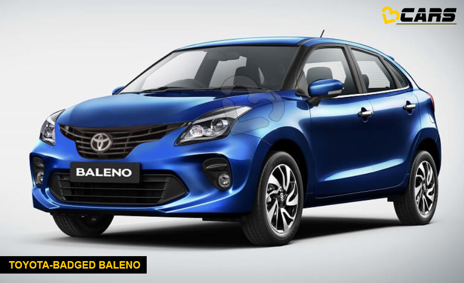 Toyota-Badged Baleno launch 2019