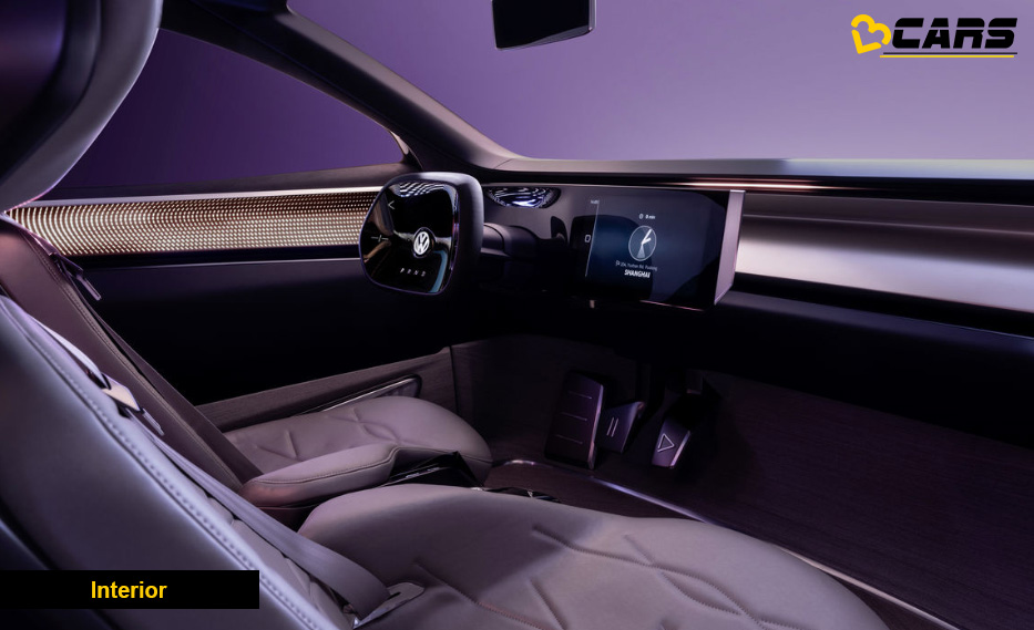 Volkswagen Roomz Interior