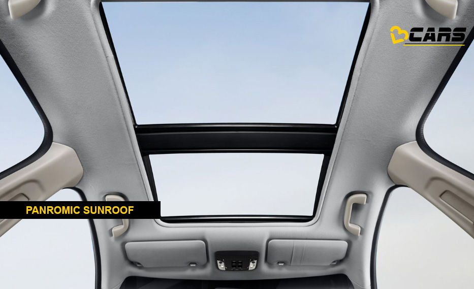 Honda HRV Sunroof