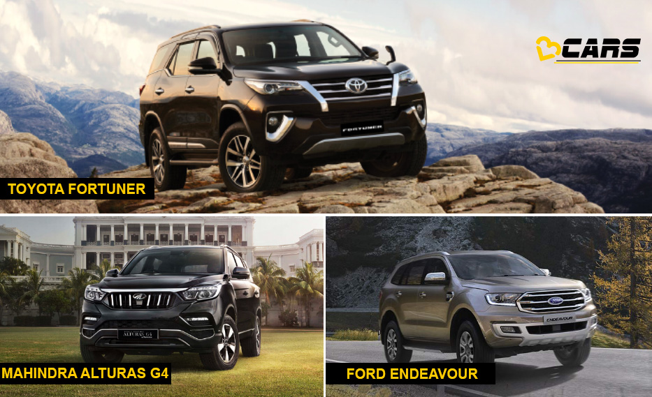 Toyota-Fortuner-Mahindra-Alturas-G4-Ford-Endeavour