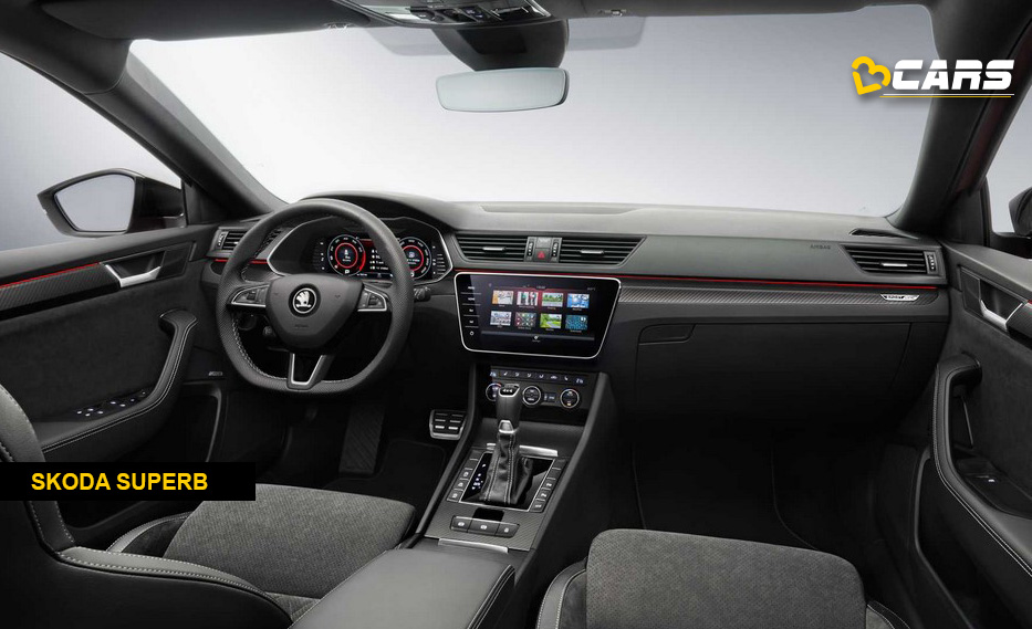 Skoda Superb interior