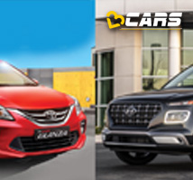 Toyota Glanza vs Maruti Suzuki Baleno Video Comparison