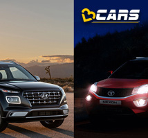 Hyundai venue vs Tata Nexon Price Comparison