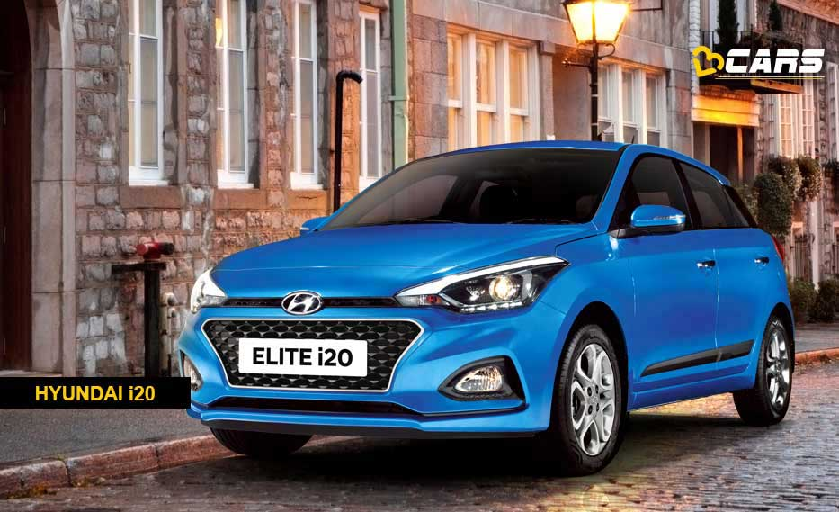 upcoming next gen Hyundai Elite i20