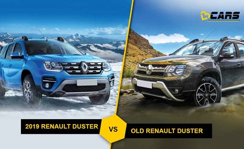 2019 Renault Duster vs Old Duster