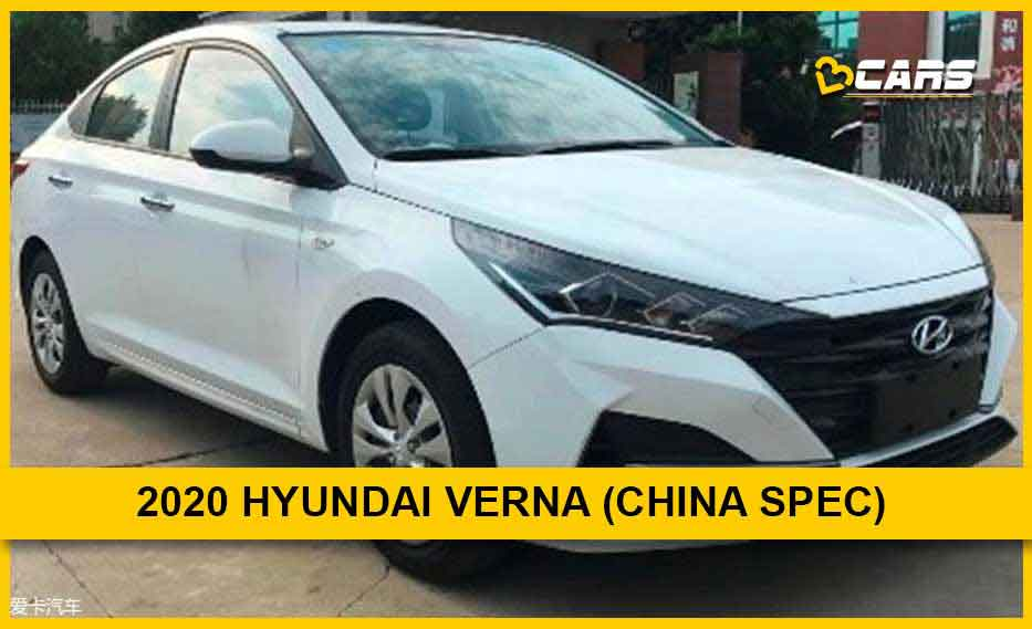 2020-Hyundai-Verna-China-Spec