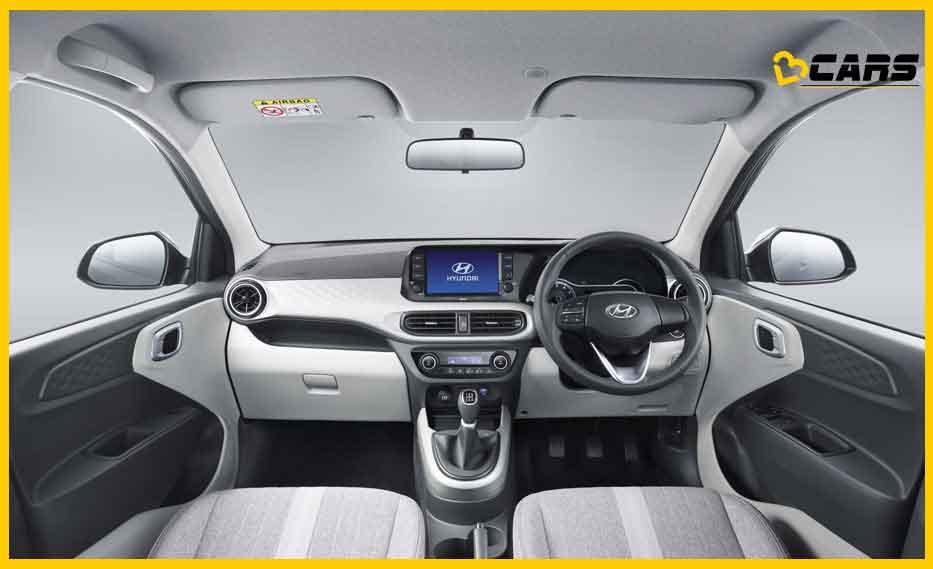 Hyundai-Grand-i10-Nios Interior