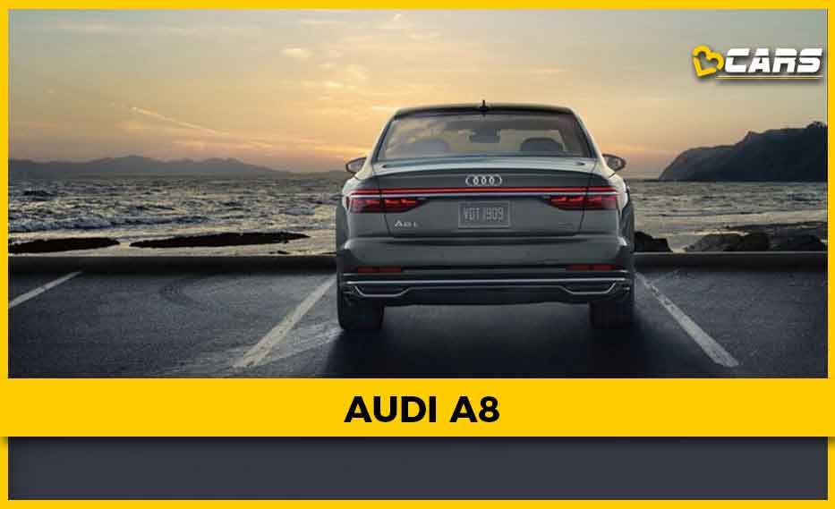 All New Audi A8 L Sedan S India Launch Confirmed To Come By End Of