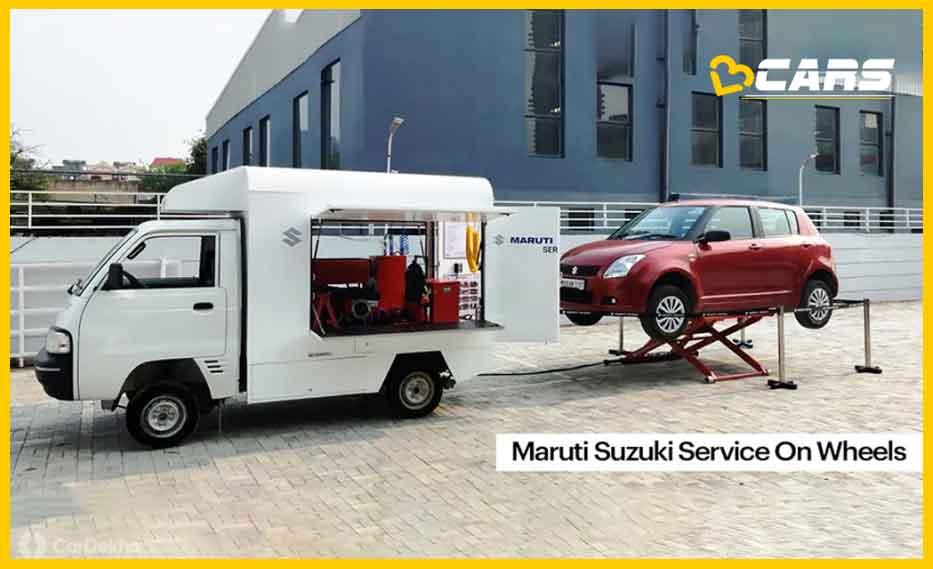 Maruti Suzuki Car Servicing
