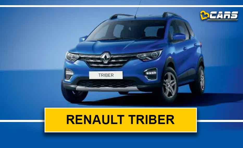 Renault Triber - All about