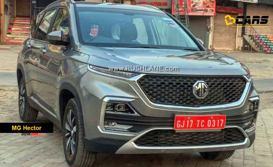 MG-Hector-Spied-Front