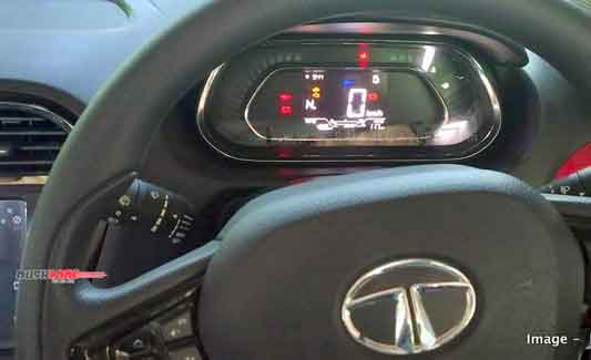 New-Tata-Tiago-Tigor-Digital-Speedometer