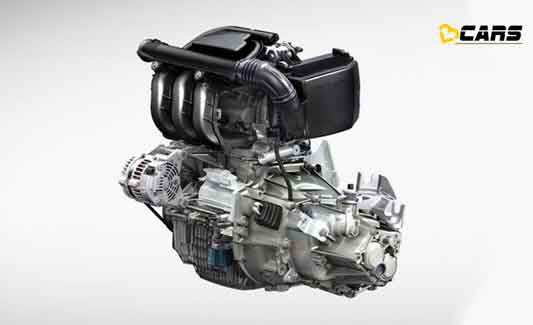 Renault Kwid Engine
