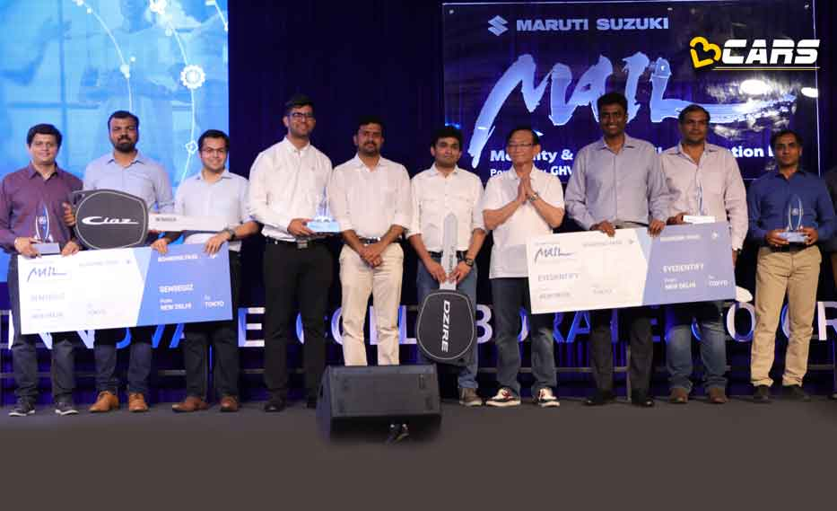 Maruti Suzuki Mail Program