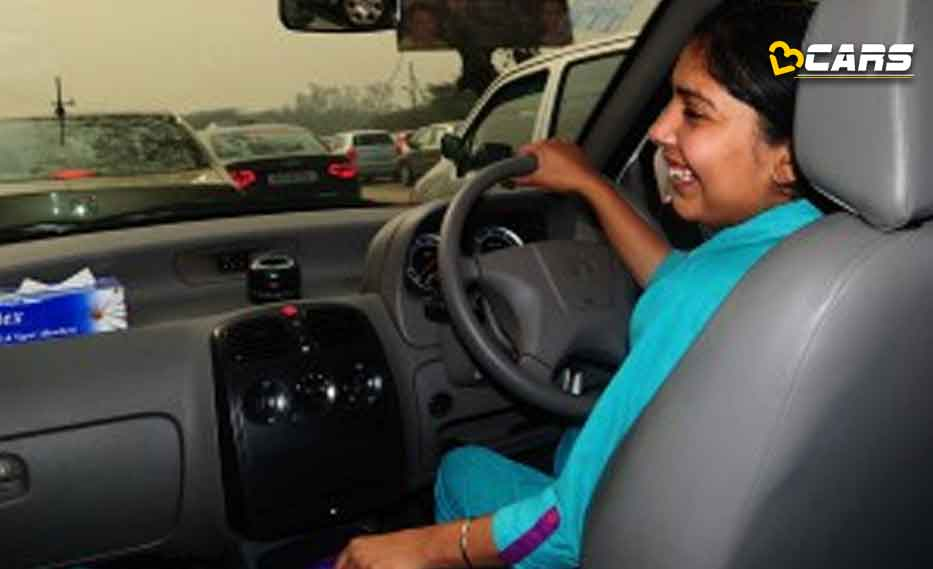 Delhi Government Empowers Women To Drive