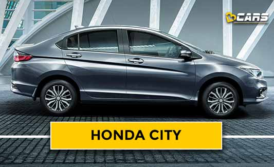 Honda City Ecterior