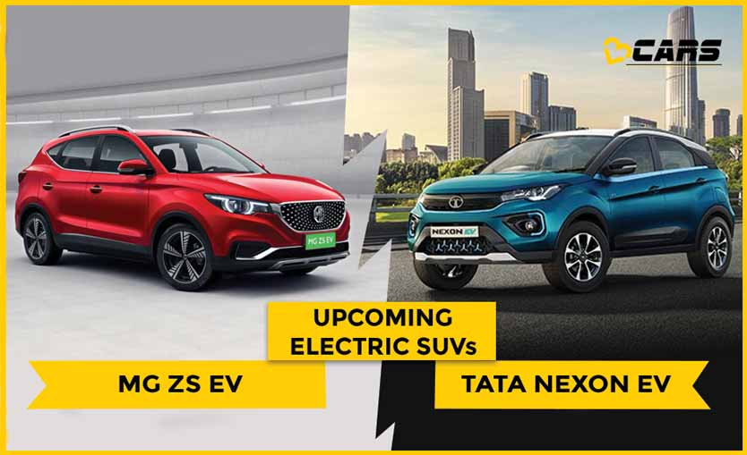 Upcoming Electric SUVs