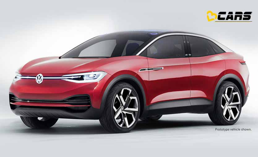 VW I.D. Cross Electric