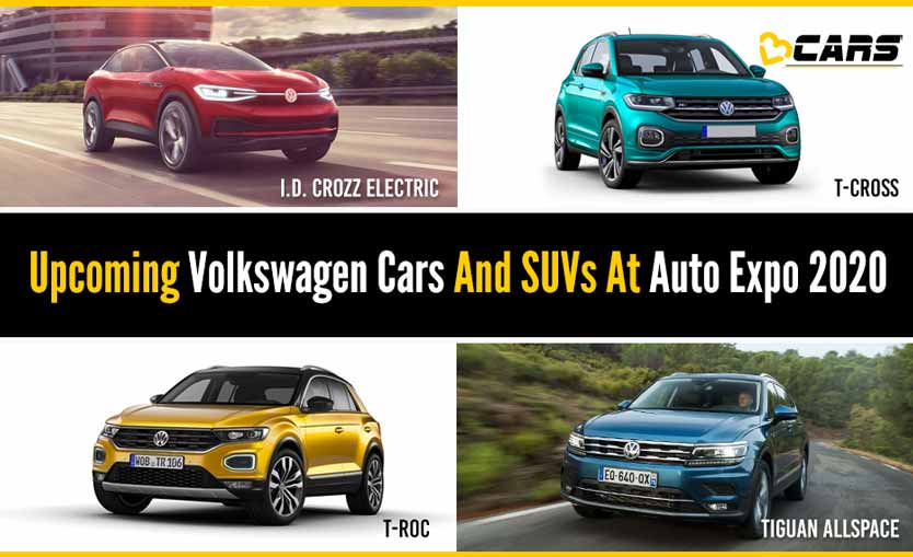 Upcoming Volkswagen Cars