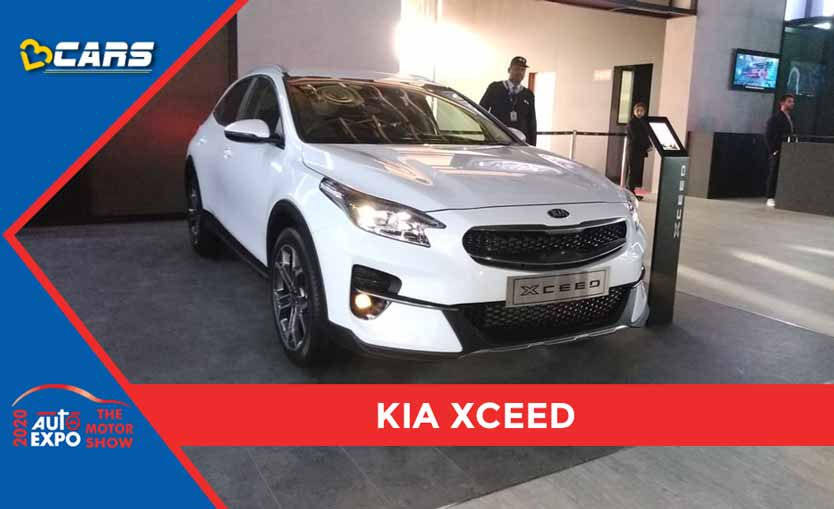 Kia XCeed Compact Crossover