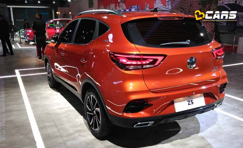 MG ZS Electric SUV