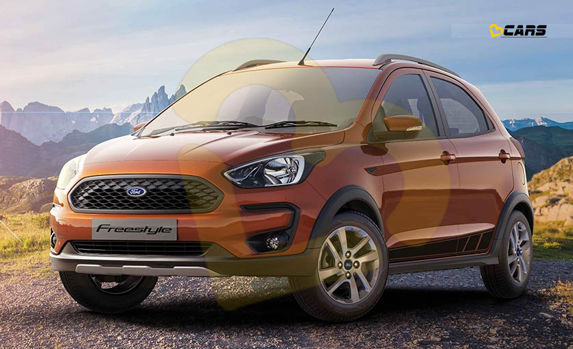 2020 Ford Freestyle
