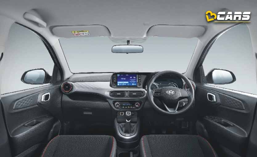 Hyundai Grand i10 Nios Turbo Interior