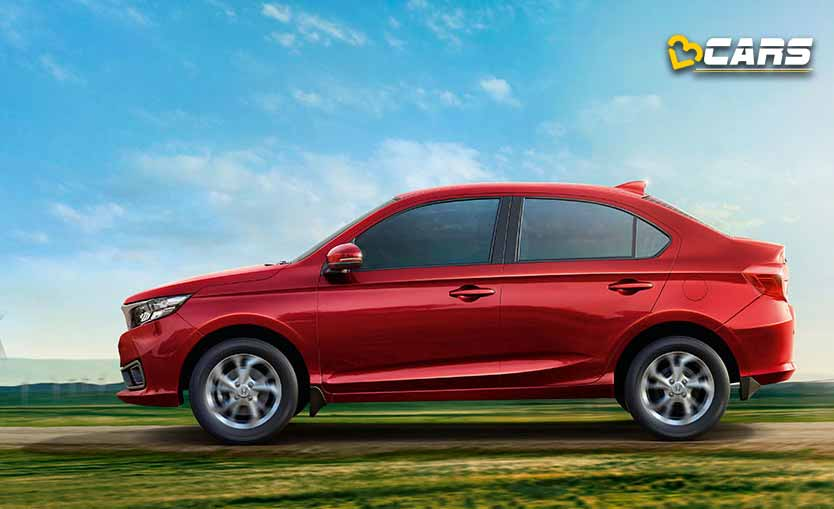 2020 Honda Amaze BS6 Petrol - Which Variant Is The Best ...