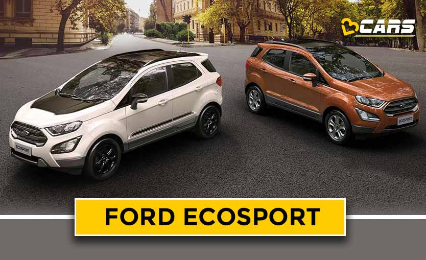 Ford Ecosport Diesel Variants Comparison Which Diesel Variant
