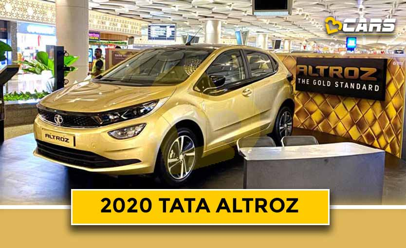 Tata Altroz Ground Clearance