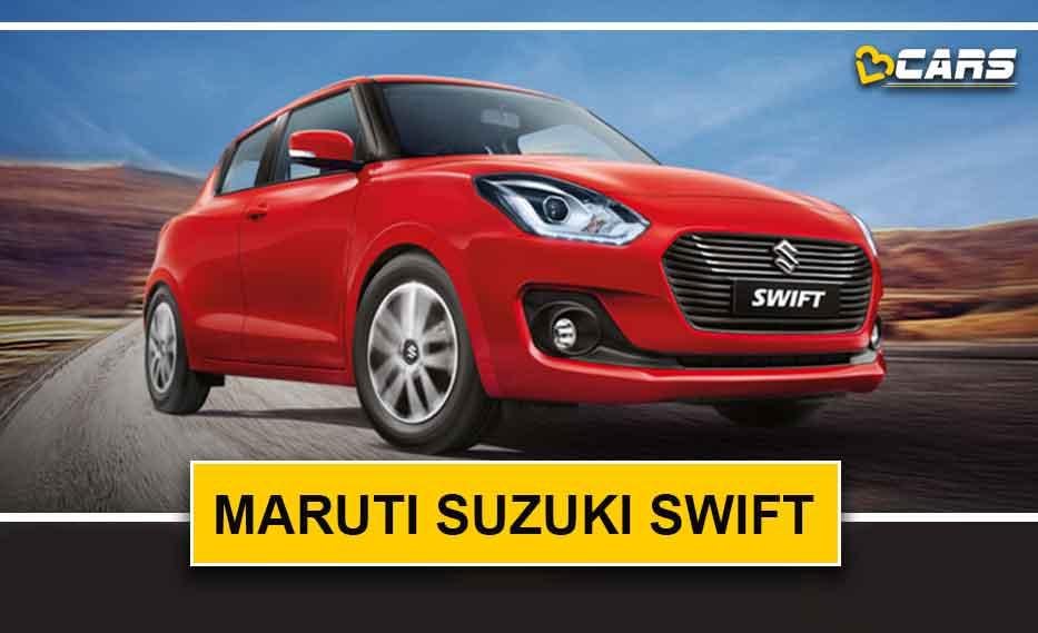 Maruti Suzuki Swift 2020 Dimensions