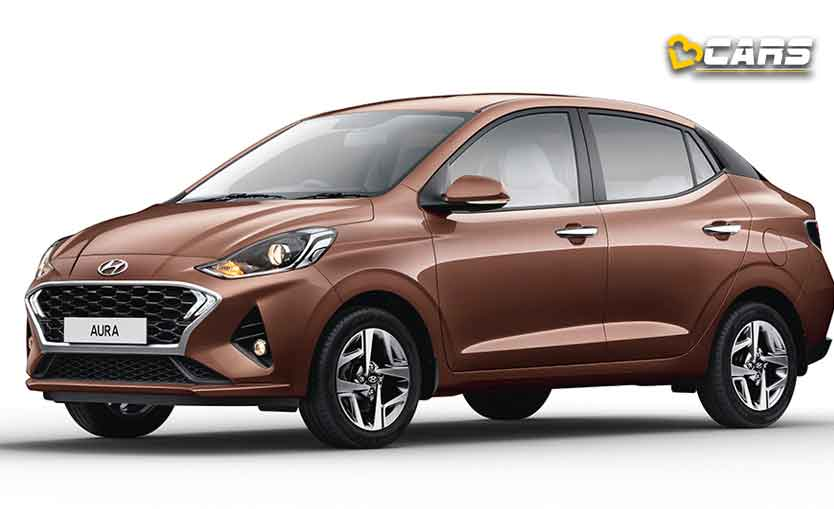 Hyundai Aura 2020 specifications