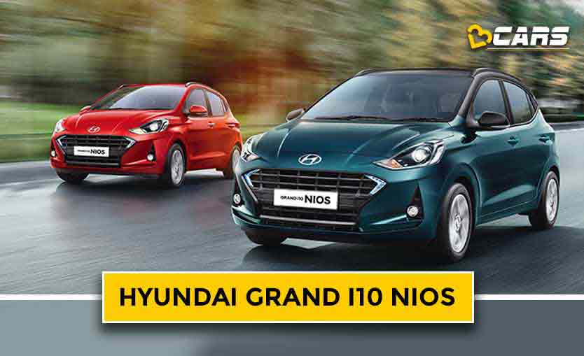 Hyundai Grand i10 Nios Engine Specification
