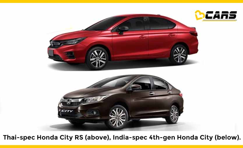 New-gen Honda City