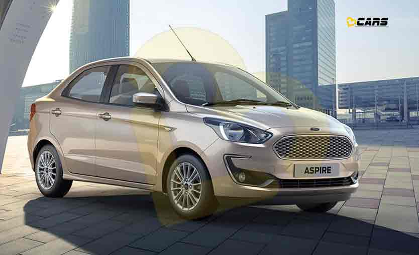 Ford Aspire 2020 Specifications