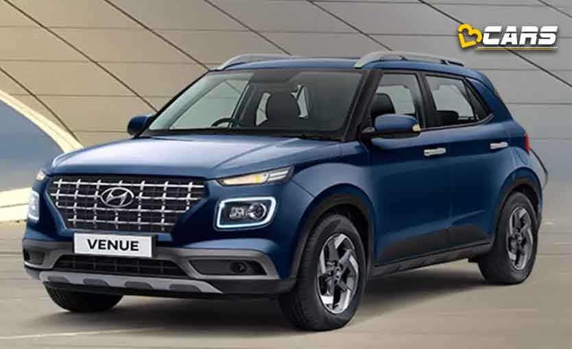 Hyundai Venue 2020 Specifications