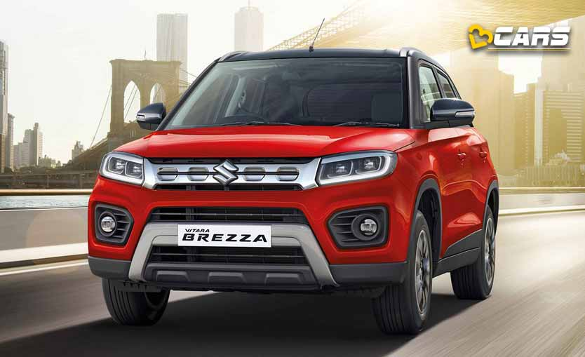 Maruti Suzuki Brezza 2020 Specifications