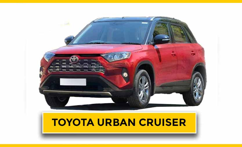 Toyota Urban Cruiser Specifications