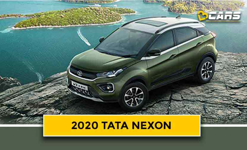 Tata Nexon 2020 Specifications