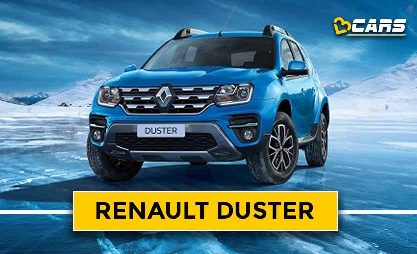 Renault Duster 2020 Dimensions