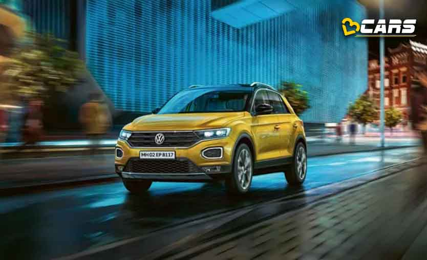 Volkswagen T-Roc 2020 Specifications