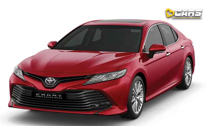 Toyota Camry 2020 dimensions