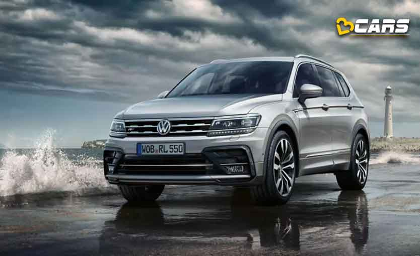 Volkswagen Tiguan Allspace Specifications