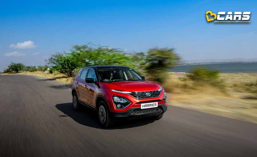 Tata Harrier Specifications
