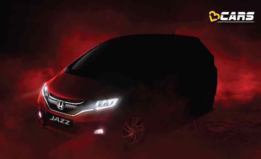 Honda Jazz 2020 Specifications