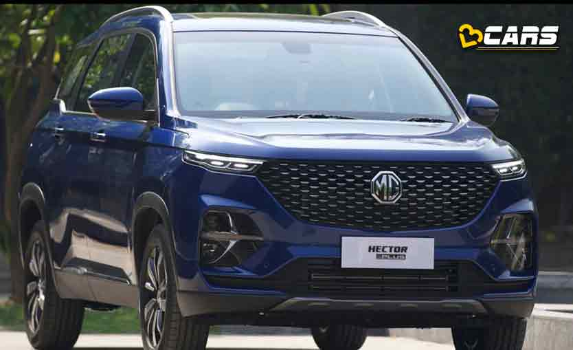2020 MG Hector Plus