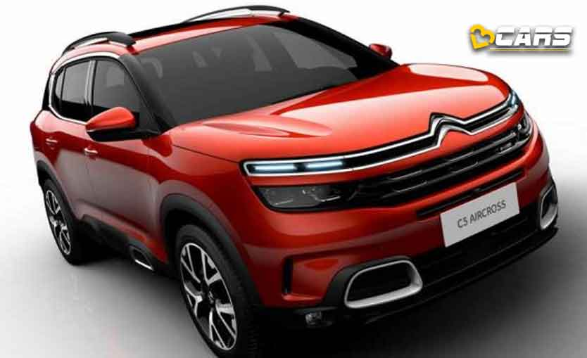 Citroen C5 Aircross Specifications