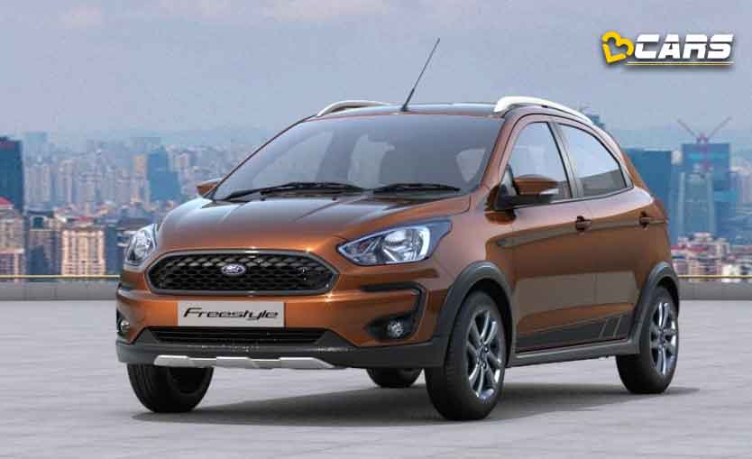 2020 Ford Freestyle Petrol Variants